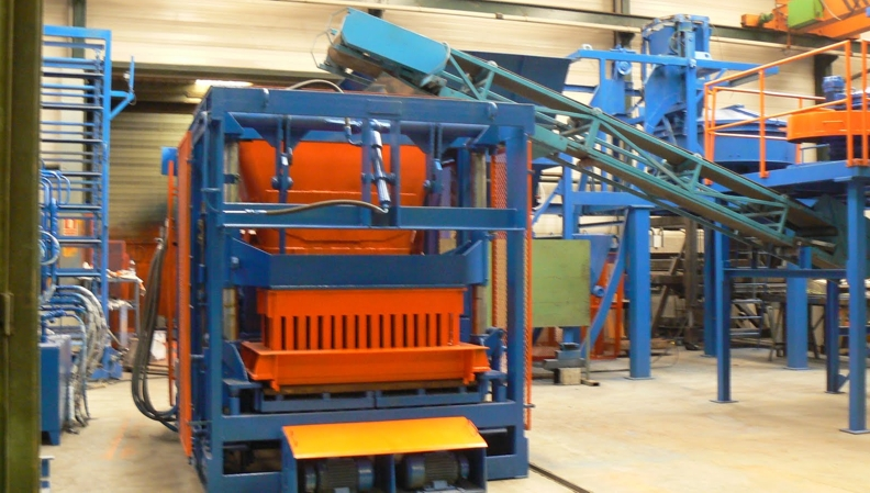 Machine blocs beton occasion